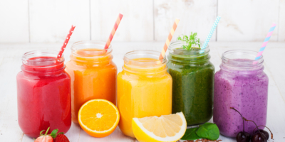 smoothie drinks