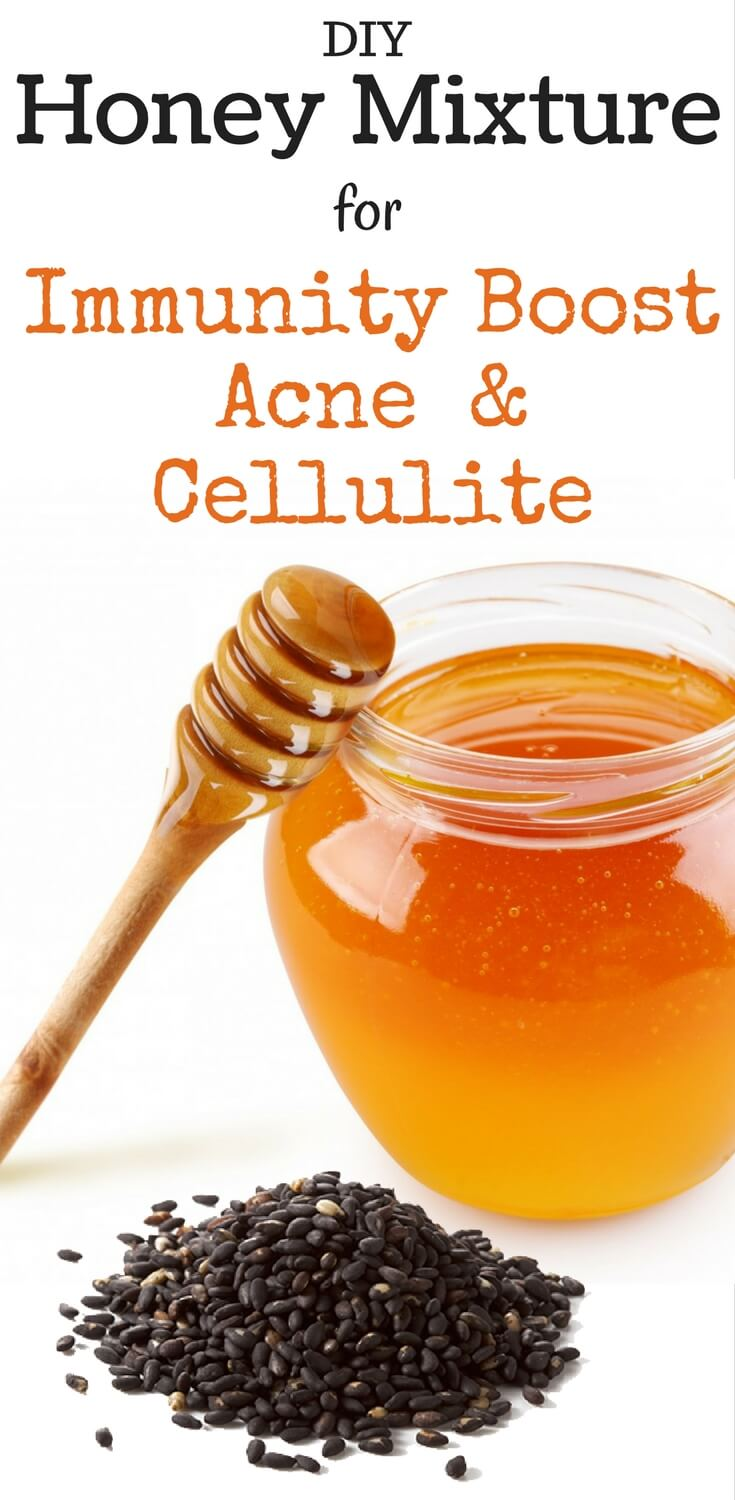 Mix honey with this ingredient for extreme immunity boost, acne and cellulite