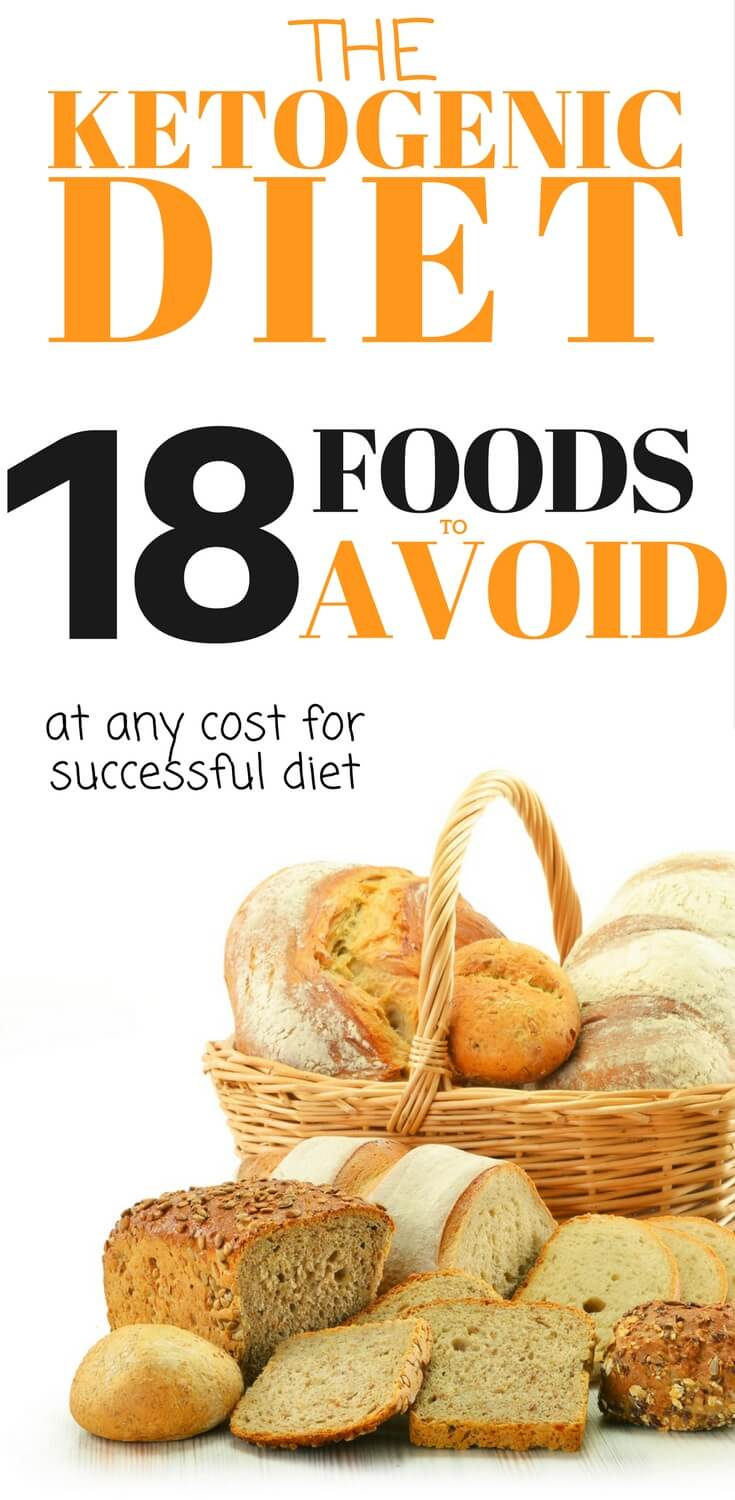 18 Foods to Avoid on Keto Diet and cure ADD - Gotta check this