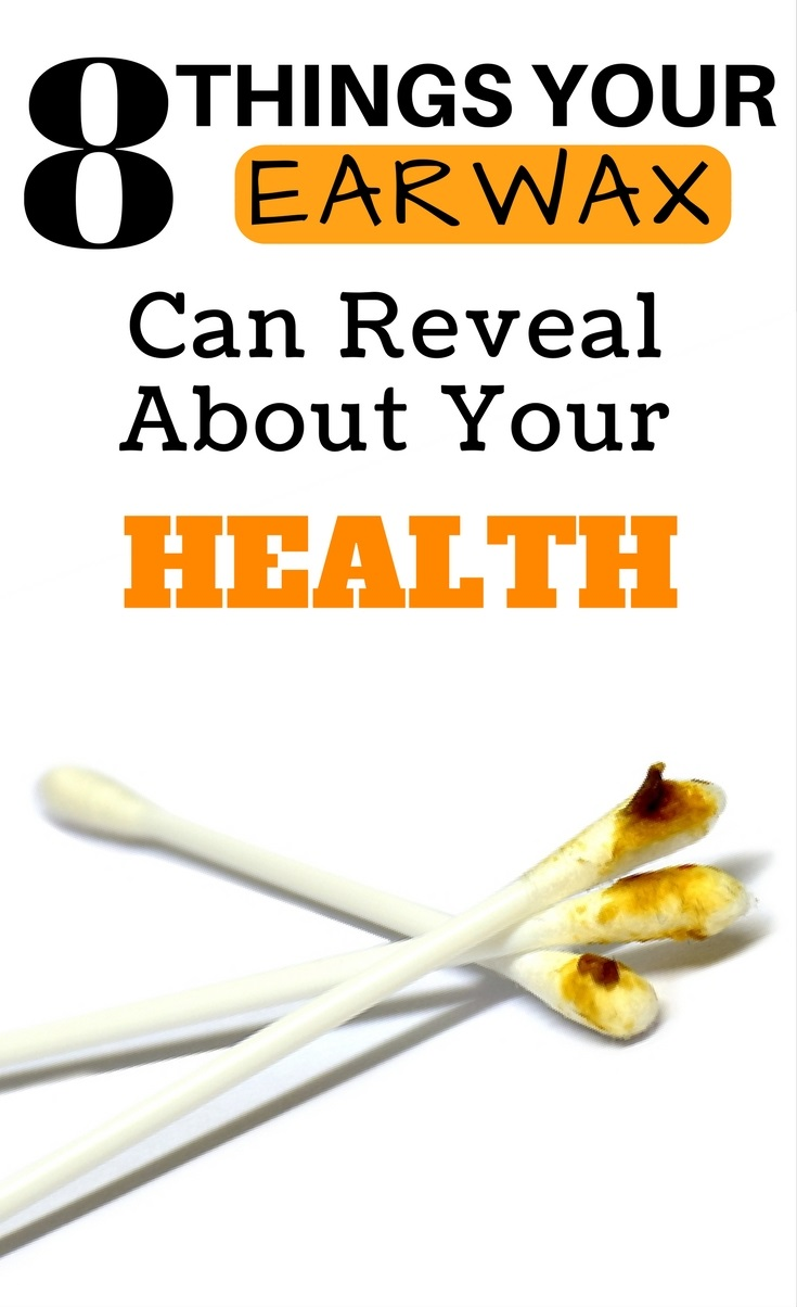 8 Things Your Earwax Could Reveal About Your Health