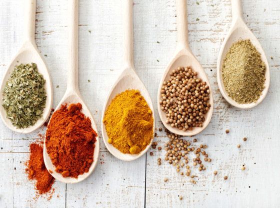 8 spices that fight cancer and improve our health